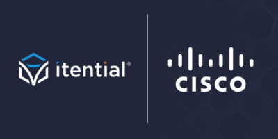 Itential Expands Multi-Domain Automation Capabilities with Latest integrations Across Cisco Powered SD-WAN, Cloud, and Data Center Networks