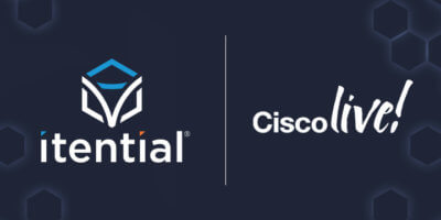 Itential to Showcase its Network Automation Platform for Multi-Domain Environments at Cisco Live EMEA 2020